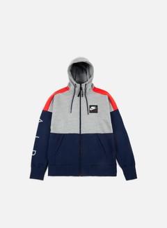 Nike Air Fleece Full Zip Hoodie
