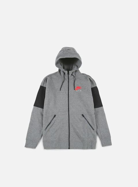 Zip hoodie Nike Air Full Zip Hoodie