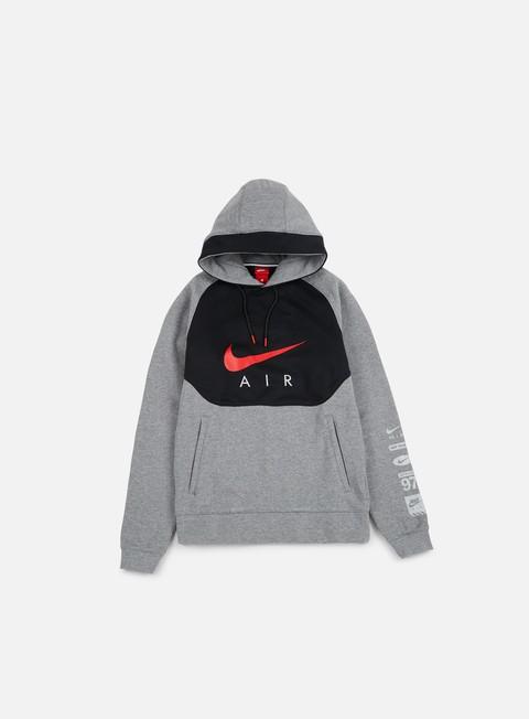 Felpe con Cappuccio Nike Air Hybrid Basketball Hoodie