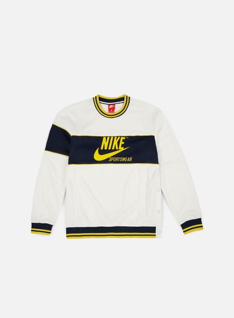 Felpe Girocollo Nike Archive Crewneck