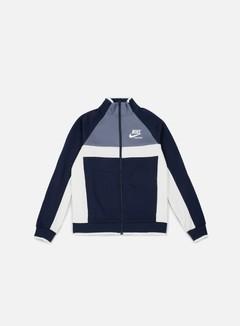 Nike - Archive PK Track Jacket, Obsidian/Sail