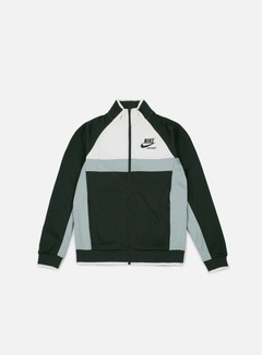 Nike - Archive PK Track Jacket, Outdorr Green/Black 1