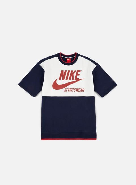 Felpe Girocollo Nike Archive SS Crewneck