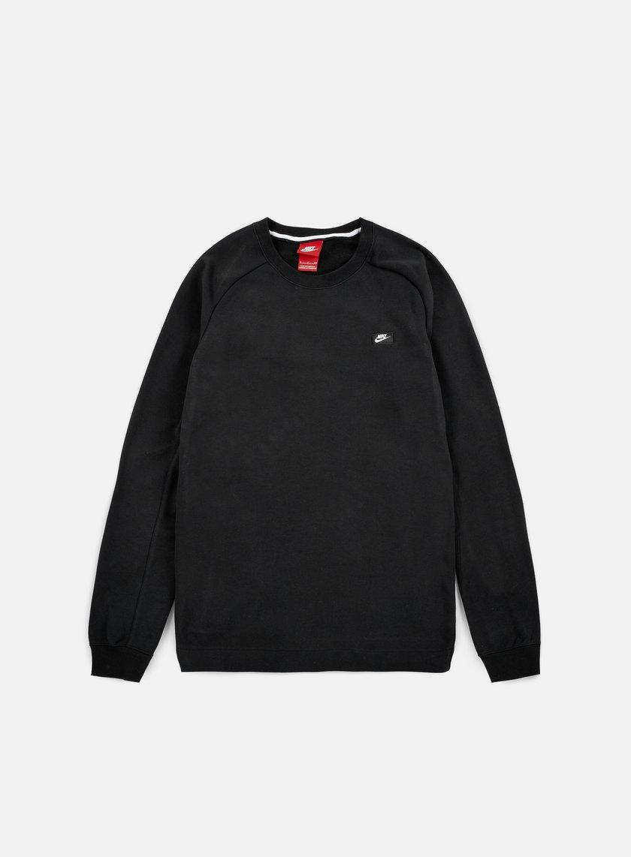 Nike - Modern Crewneck, Black
