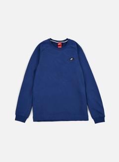 Nike - Modern Crewneck, Coastal Blue 1