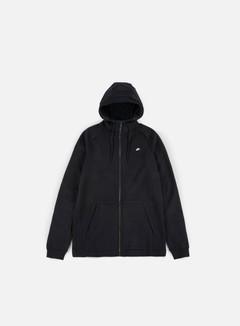 Nike - Modern Full Zip Hoodie, Black 1