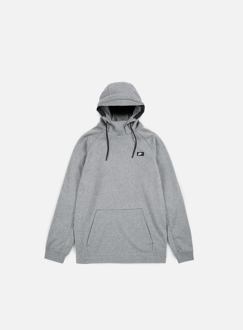 felpe nike modern hoodie carbon heather