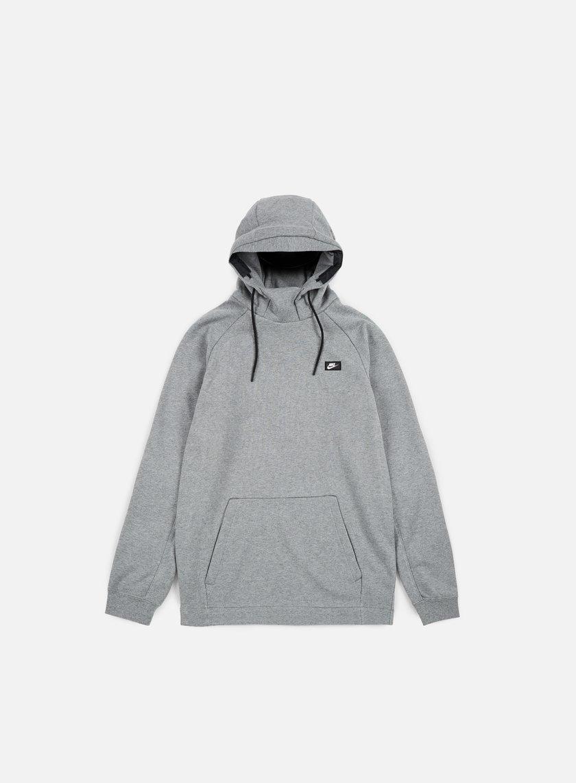 Nike - Modern Hoodie, Carbon Heather