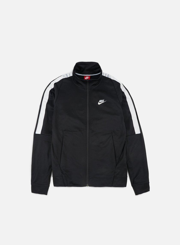 Nike N98 Felpa da Uomo, con Simbolo della Federazione