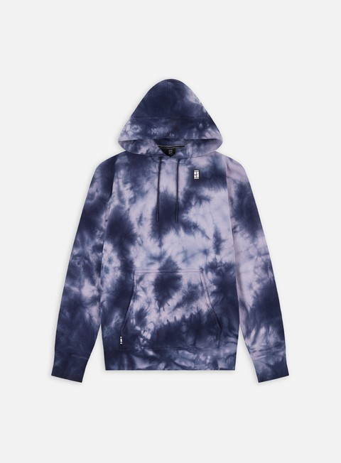Hooded Sweatshirts Nike NikeCourt Heritage Tie-Dye Hoodie