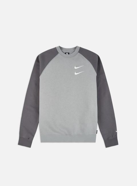 Felpe Girocollo Nike NSW BB Swoosh Crewneck