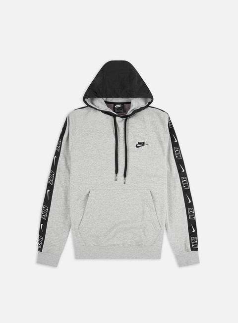 Felpe con Cappuccio Nike NSW CE FT SNL Hoodie