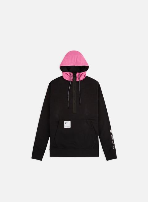 Felpe half zip Nike NSW CJ Half Zip Hoodie