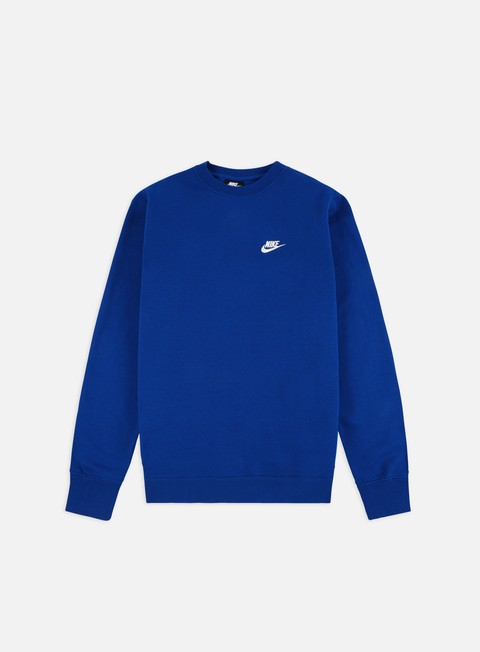 Felpe Basic Nike NSW Club Crewneck