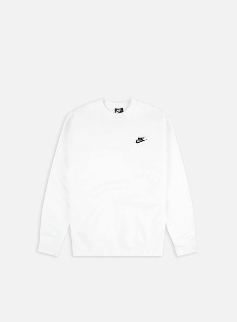 Felpe Girocollo Nike NSW Club Crewneck