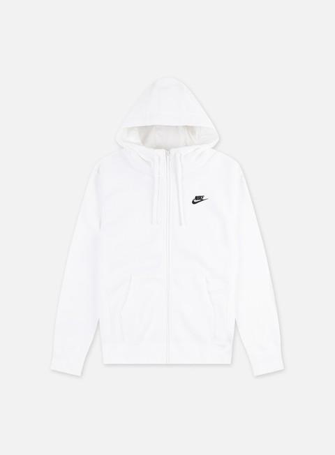 Basic sweatshirt Nike NSW Club Fleece Zip Hoodie