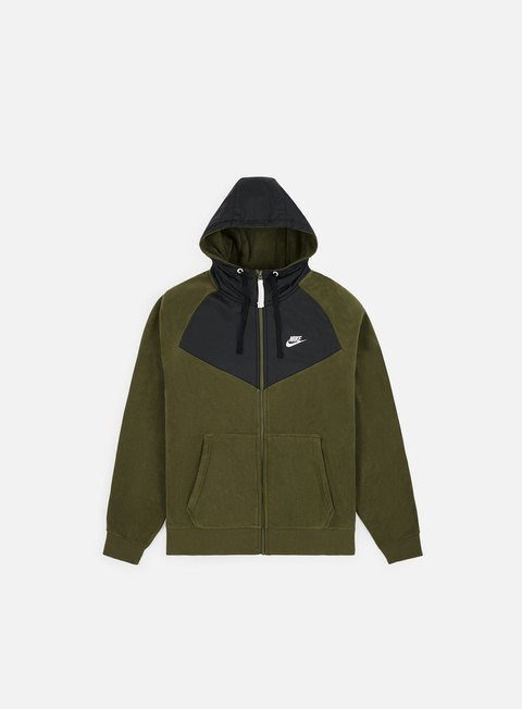 Outlet e Saldi Maglioni e Pile Nike NSW Core Winter Full Zip Hoodie