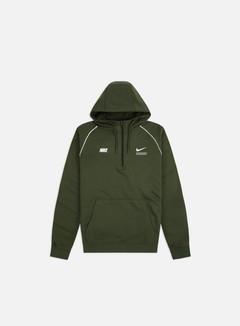 Nike NSW DNA FT Half Zip Hoodie