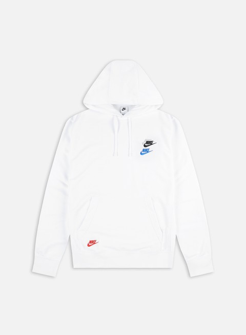 Hoodie Nike NSW Essentials+ French Terry Futura Hoodie