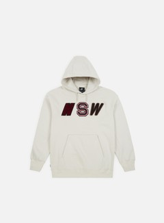 Nike - NSW Fleece Hoodie, Light Bone