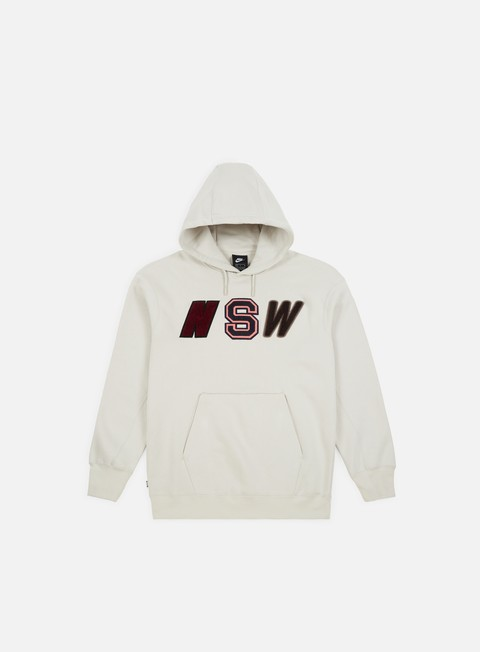 Hooded Sweatshirts Nike NSW Fleece Hoodie