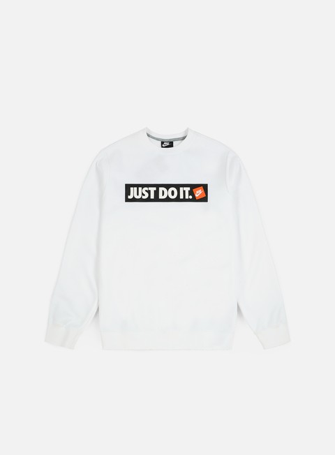 Nike NSW HBR Fleece Crewneck