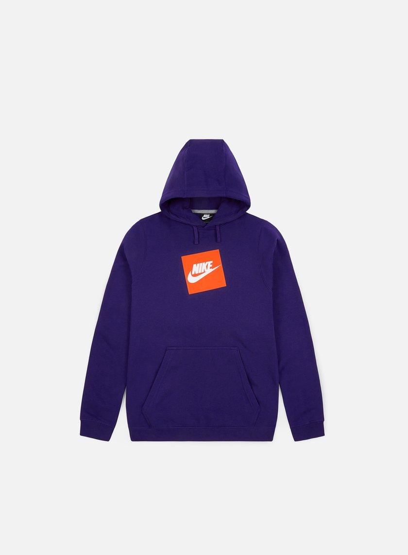 Nike NSW HBR Fleece Hoodie