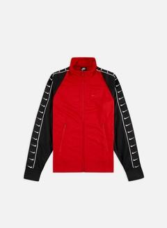Nike - NSW HBR Track Jacket, University Red/Black/University Red