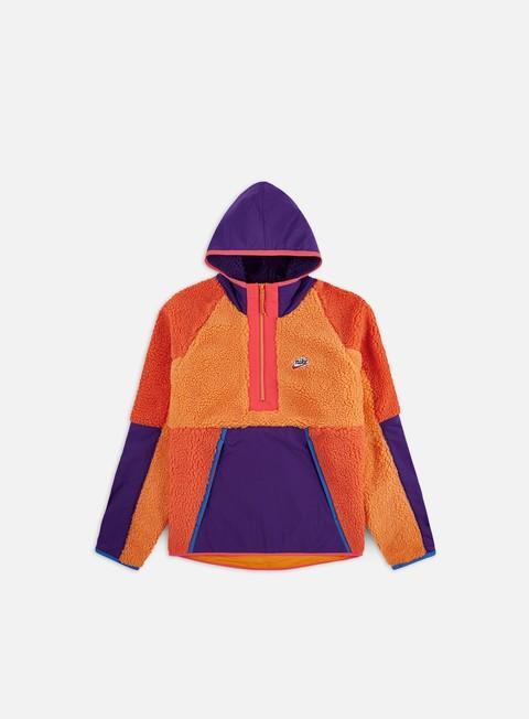 Nike NSW HE Winter Half Zip Jacket