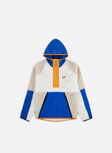 Maglioni e Pile Nike NSW HE Winter Half Zip Jacket