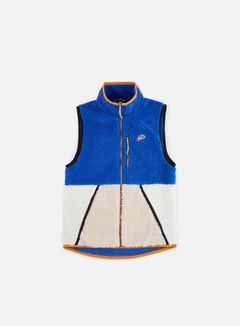 Nike - NSW HE Winter Vest, Game Royal/Desert Sand/Sail