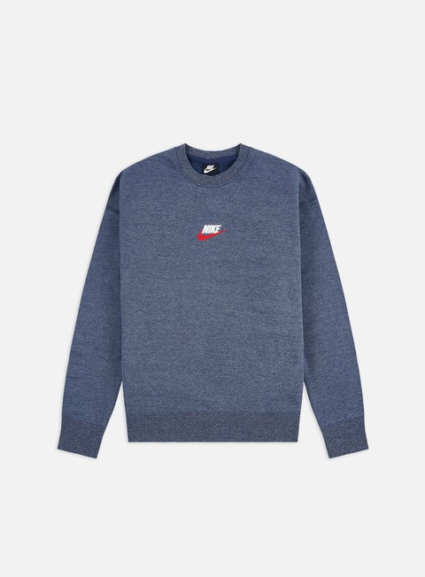 Nike NSW Heritage Fleece Crewneck