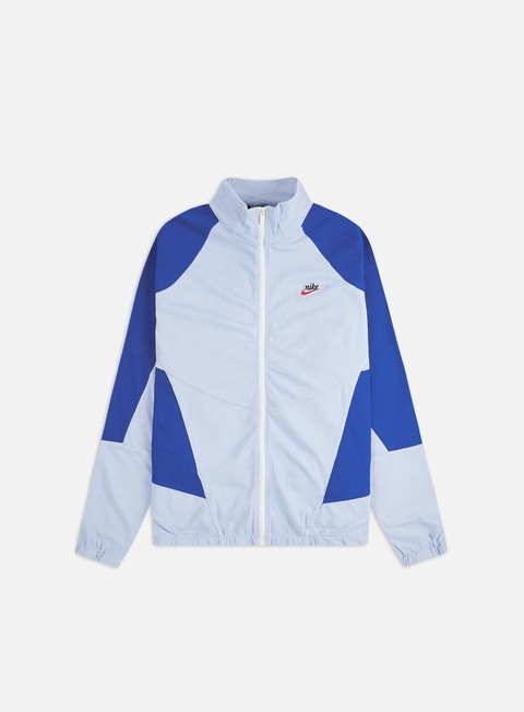 Outlet e Saldi Track top Nike NSW Heritage FZ Jersey Windrunner
