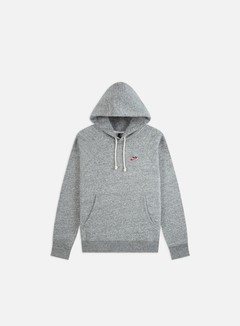 Nike - NSW Heritage Hoodie, Anthracite/Htr