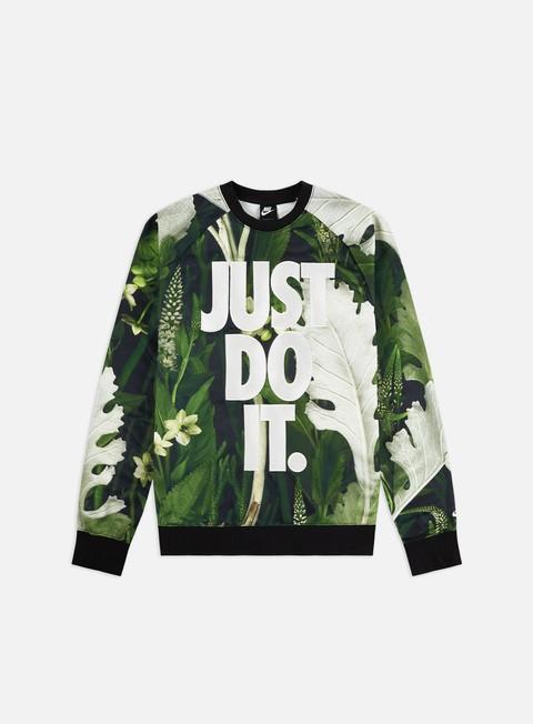 Nike NSW JDI Floral Crewneck