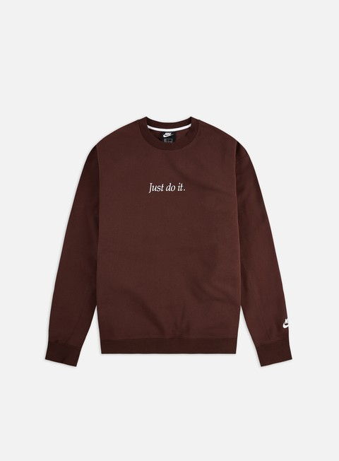 Outlet e Saldi Felpe Girocollo Nike NSW JDI Heavyweight Crewneck