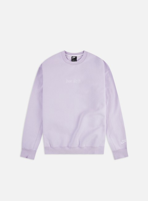 Felpe Girocollo Nike NSW JDI Heavyweight Crewneck