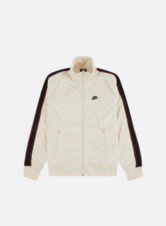 Nike - NSW N98 Tribute Jacket, Light Cream/Black