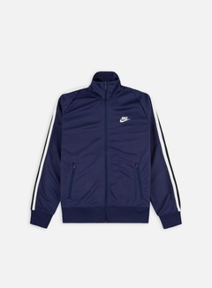 Nike - NSW N98 Tribute Jacket, Midnight Navy/White