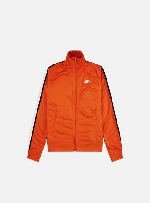 Felpe con Zip Nike NSW N98 Tribute Jacket