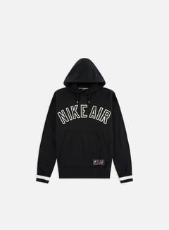 Nike - NSW Nike Air Hoodie, Black/Black