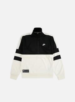 Nike - NSW Nike Air Track Jacket, Black/Sail/Black/Sail