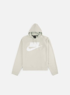 Nike - NSW NSP Hoodie, Light Bone/White