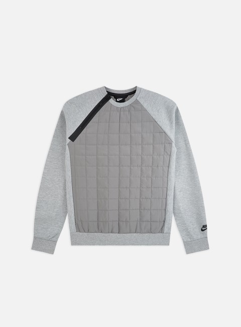 Outlet e Saldi Felpe Girocollo Nike NSW PE Winter Crewneck