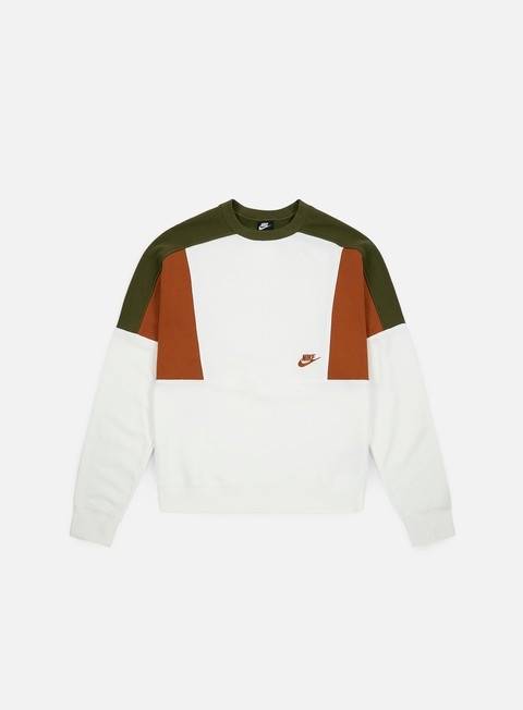 Felpe Girocollo Nike NSW Re-Issue Fleece Crewneck