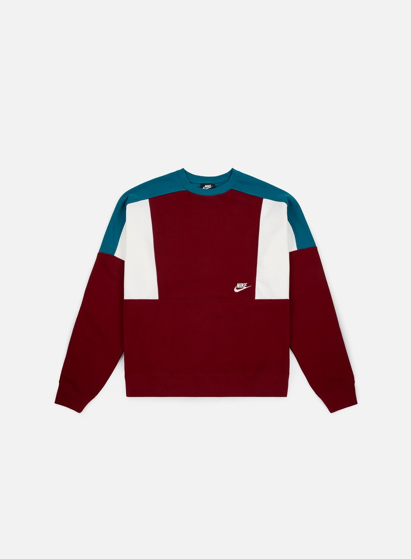512674a96682 NIKE NSW Re-Issue Fleece Crewneck € 39 Crewneck Sweatshirts ...