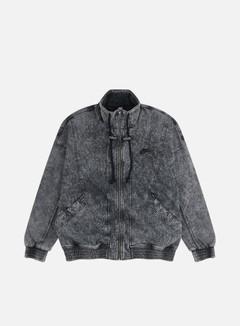 Nike - NSW Re-Issue Knit Wash Jacket, Black/Black