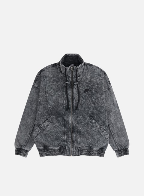Felpe con Zip Nike NSW Re-Issue Knit Wash Jacket
