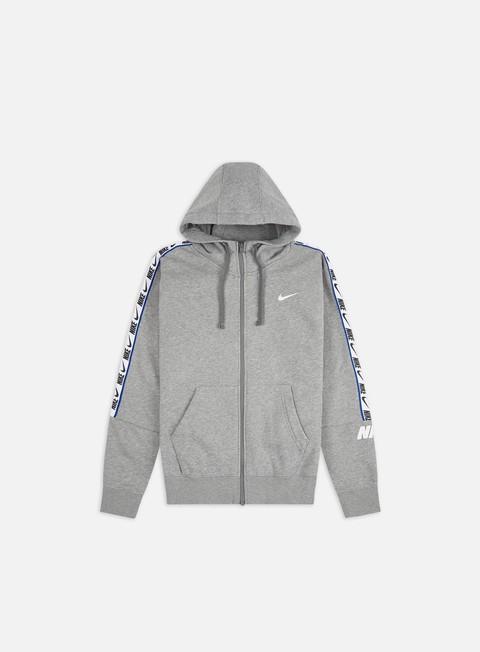 Zip hoodie Nike NSW Repeat Full Zip Fleece Hoodie