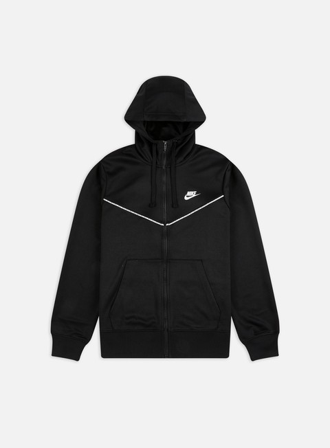 Nike NSW Repeat PK Full Zip Hoodie